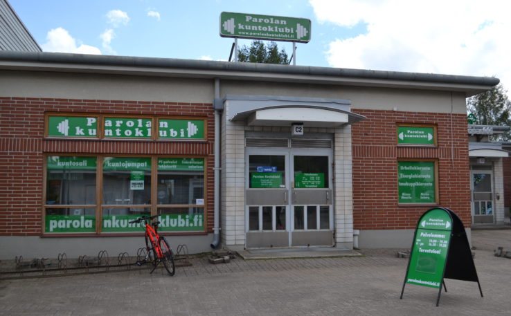 Galleria - Parolan Kuntoklubi